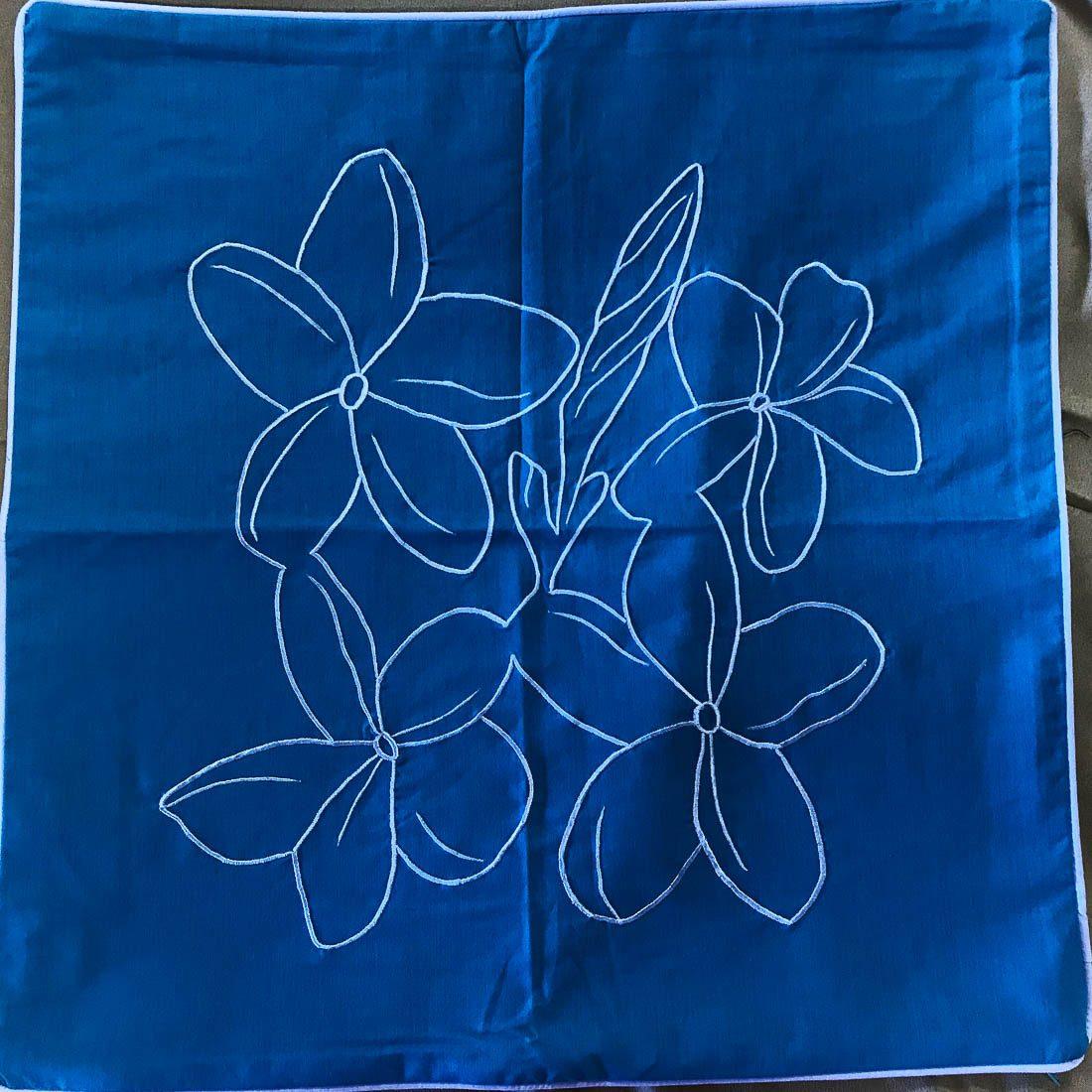 Cushions Embroidery Cambodia