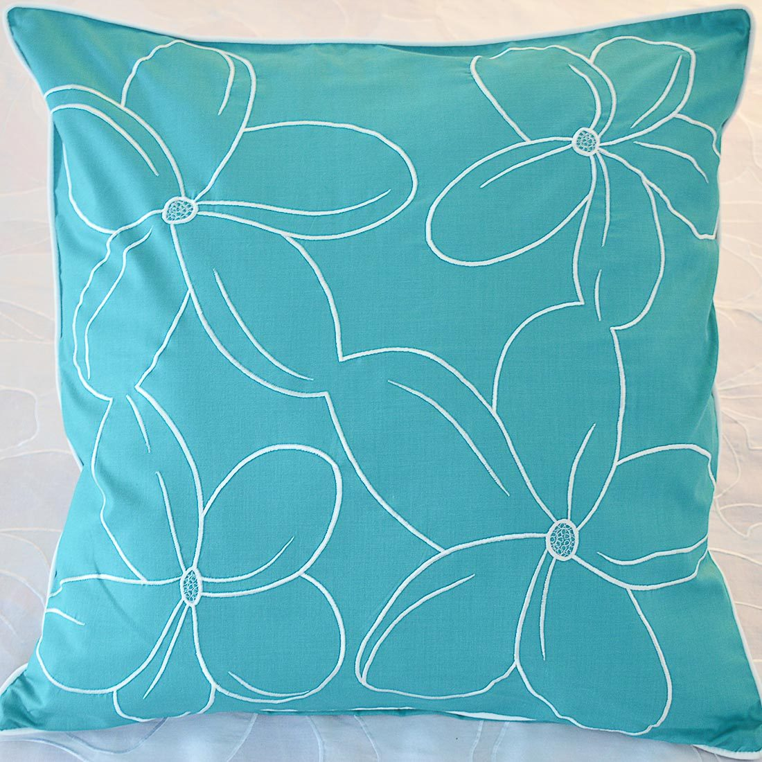 Cushions Embroidery Hina