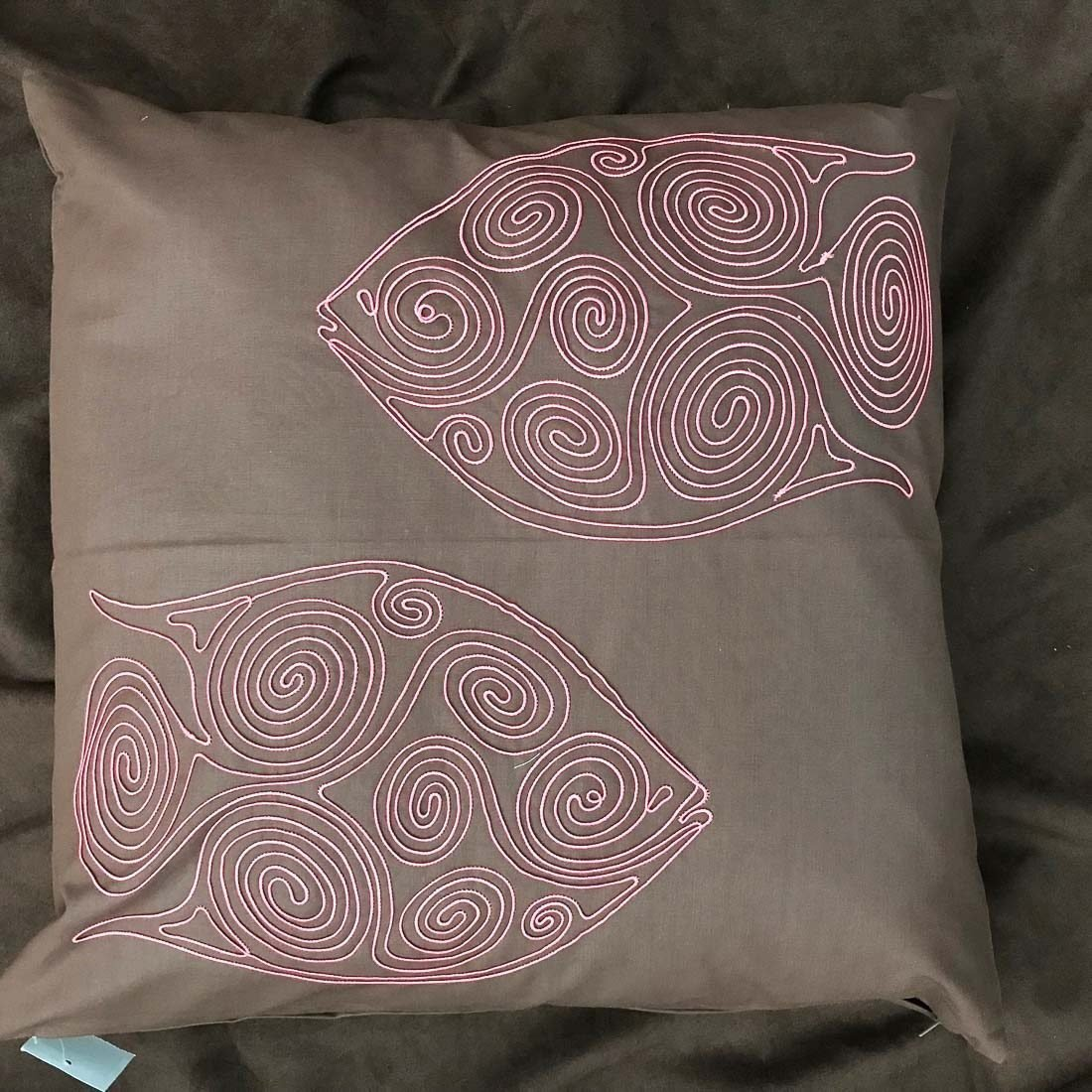 Cushions Coralie Marine Duo