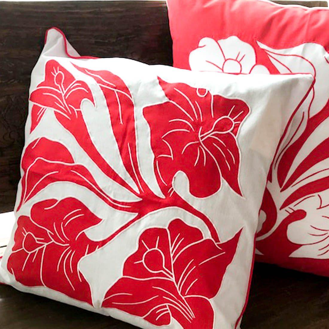 Cushions Appliqué Maui
