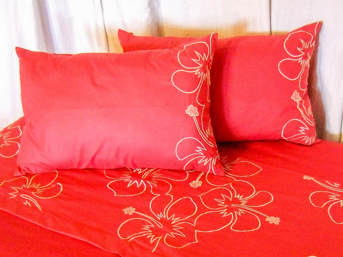 Pillow Cover Embroidery Aute