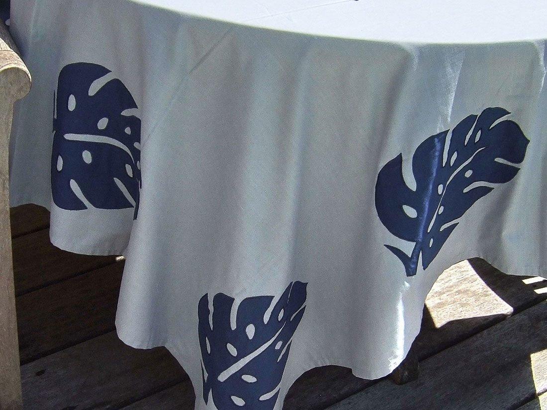 Tablecloth Appliqué Asana