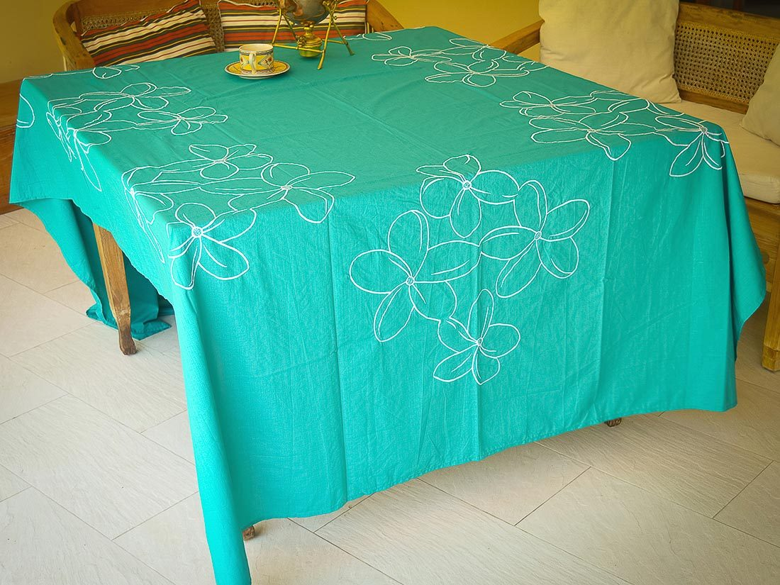 Tablecloth Embroidery Hina