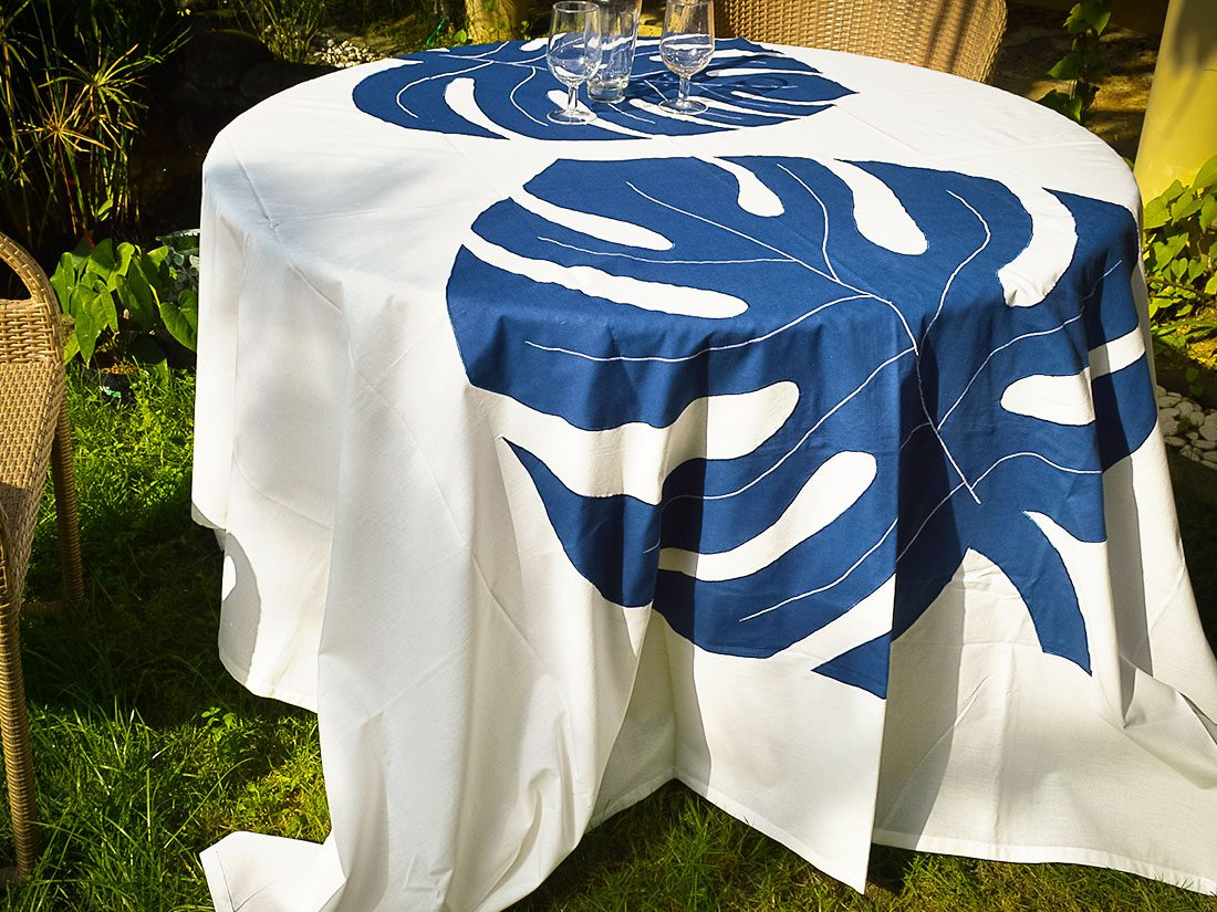 Tablecloth Appliqué Philo Tengah
